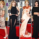 2013 Brit Awards Dresses