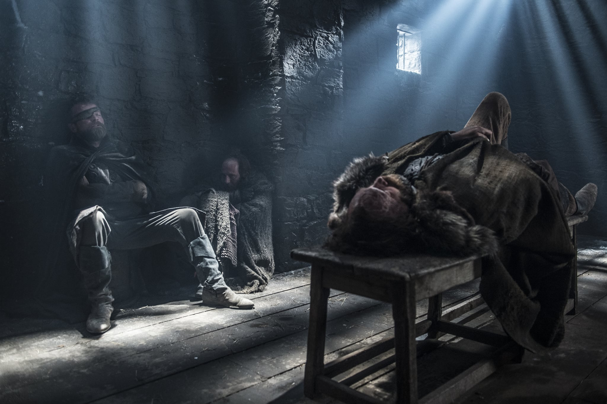How Does Jorah Know Thoros On Game Of Thrones Popsugar Celebrity Australia