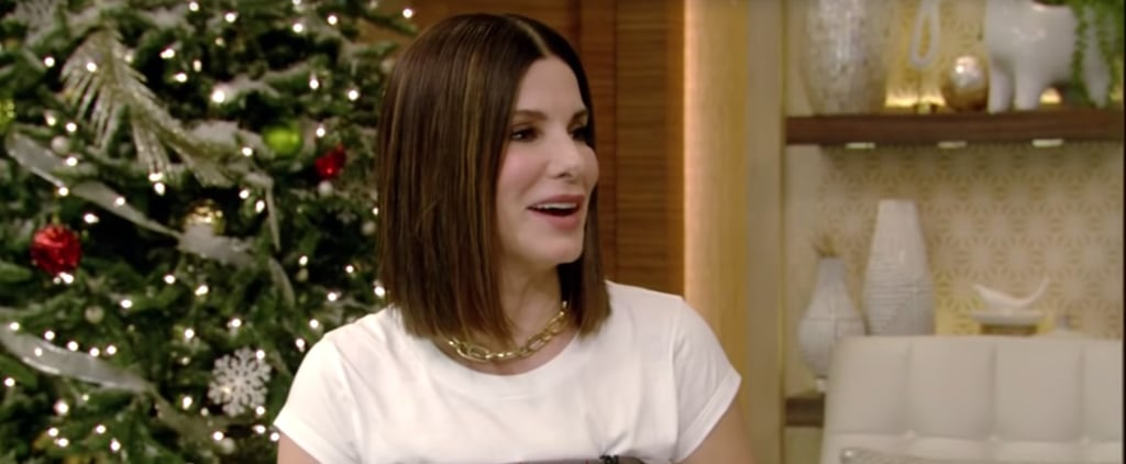 Sandra Bullock on Being a Chill Mom