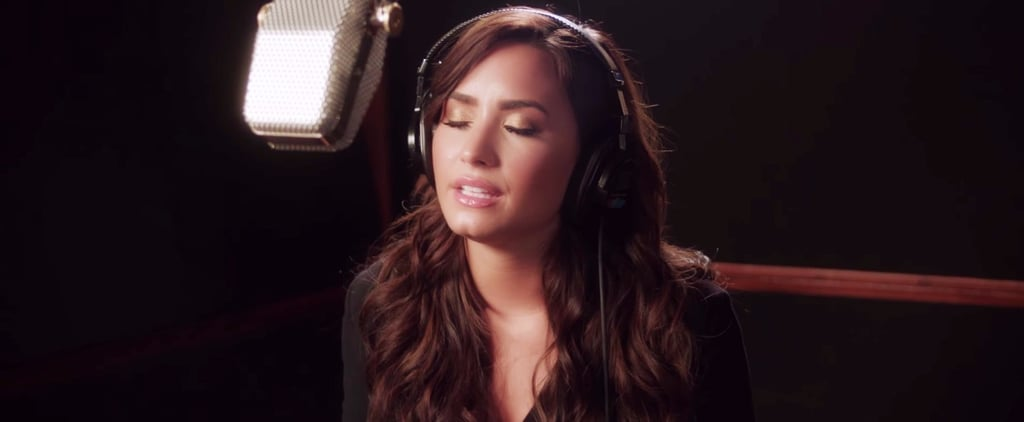 "Demi Lovato Sings ""Silent Night"""