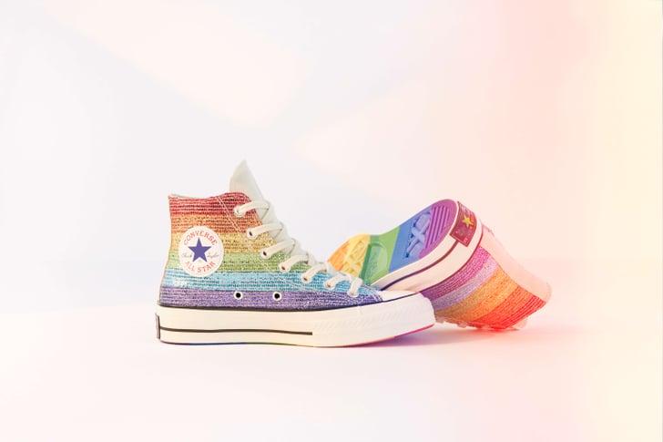 Miley Cyrus x Converse Pride Collection POPSUGAR Fashion  POPSUGAR Fashion