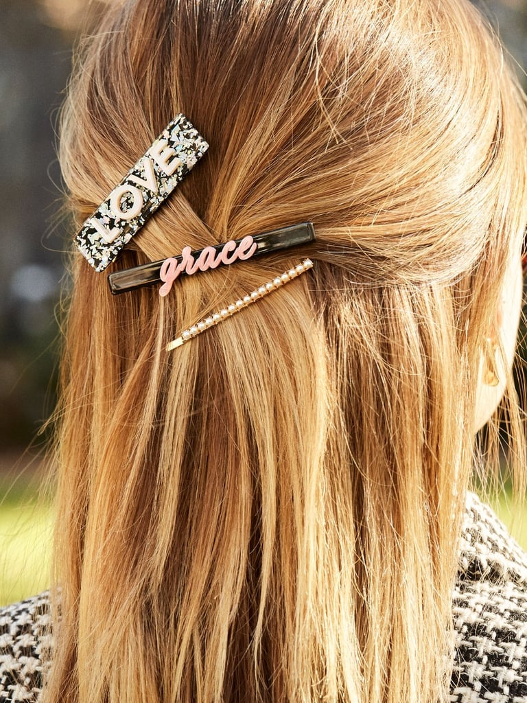 Barrettes With Names
