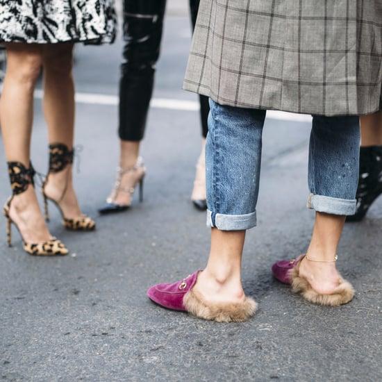 London Fashion Week Street Style Accessories Autumn 2017