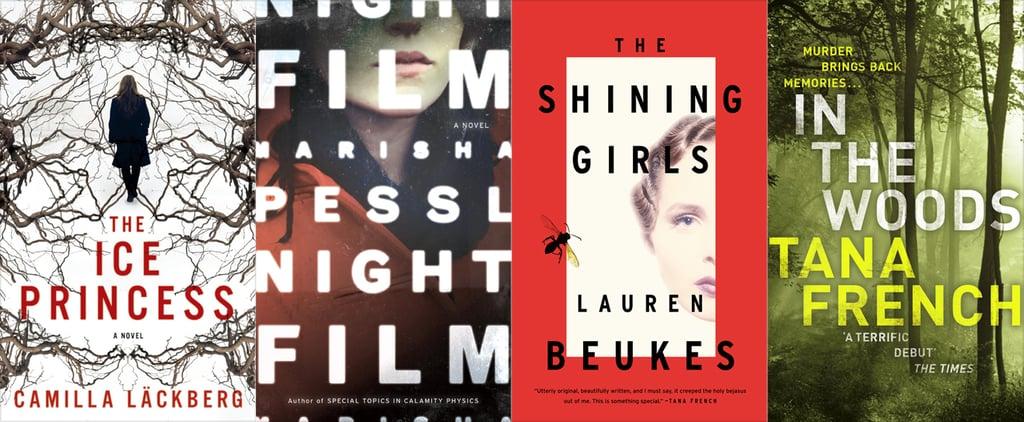 Modern Murder Mystery and Thriller Books