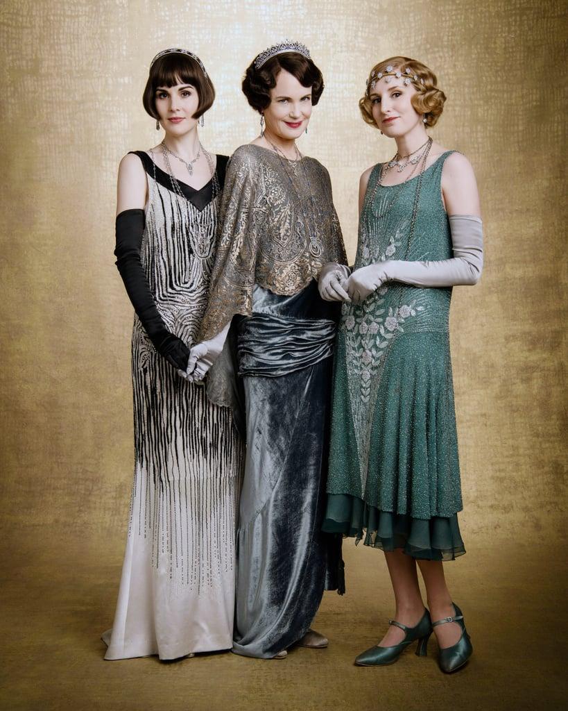 Downton AbbeyHalloween Costume Ideas