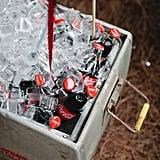 Retro Coke Bottles
