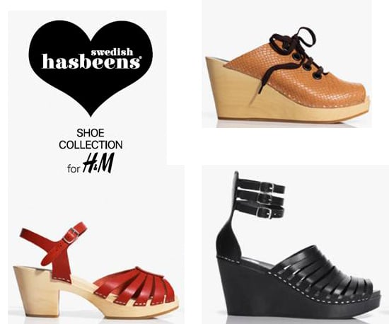H&M teams up with SwedishHasbeens for collaborative Clog Line