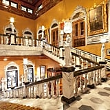 Taj Falaknuma looks like the kind of palace where you'll see magic around every corner. The food, staff and swimming pool are all raved about on Booking.com. Cost per night averages $837.