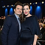Pictured: Liv Tyler and Orlando Bloom