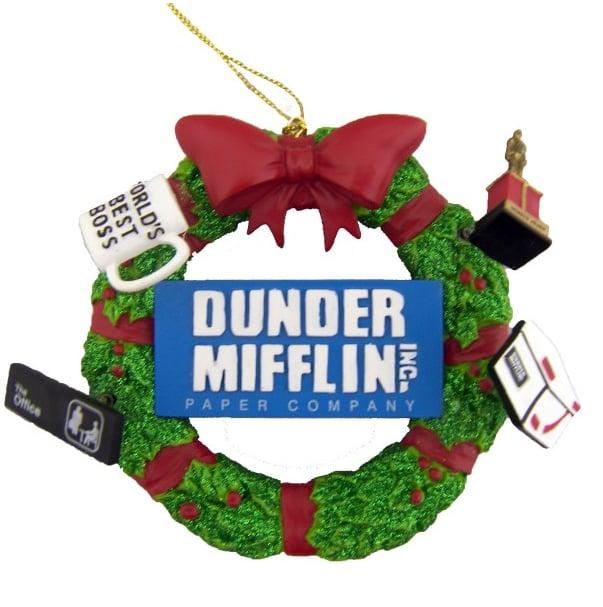 Dunder Mifflin Wreath ($50)
