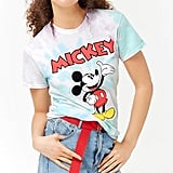 Mickey Graphic Tie-Dye Tee