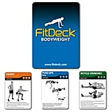 FitDeck Bodyweight Exercise Deck