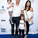 In Case You Had Any Doubts, Mario Lopez's Kids Are Freakin' Adorable