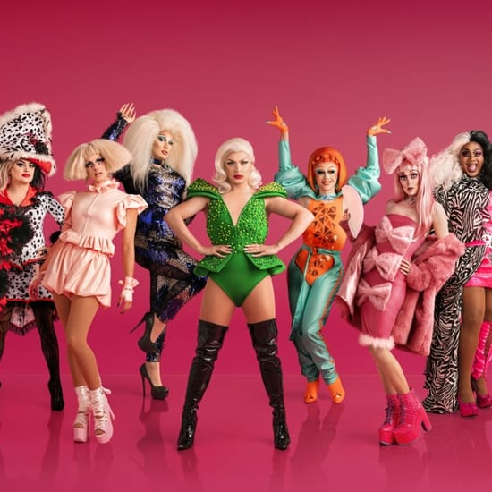 RuPaul's DragRace UK Cast on Instagram and Twitter
