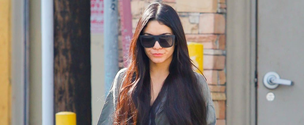 Vanessa Hudgens Will Inspire You to Get Really, Really Long Hair Extension