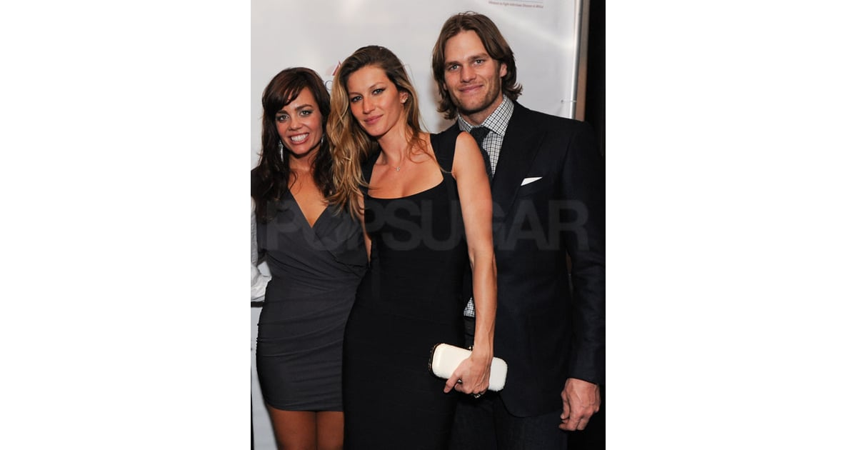Pictures Of Tom Brady And Gisele Bundchen At Charity Event -4088
