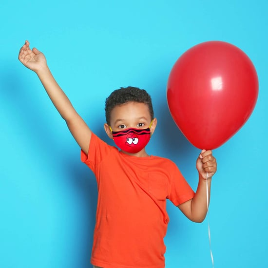 30 Kids Face Masks With Adjustable Straps