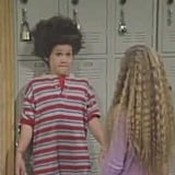 Ben Savage and Danielle Fishel on Boy Meets World