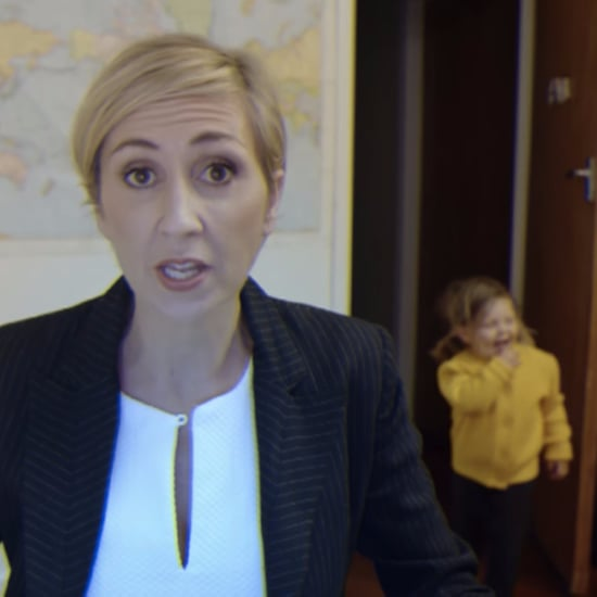 BBC Interview Parody With Working Mum