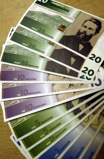 Going Green by Ditching Greenbacks: Local Currency on Rise