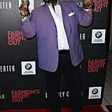 Randy Jackson at Fashion's Night Out in LA.