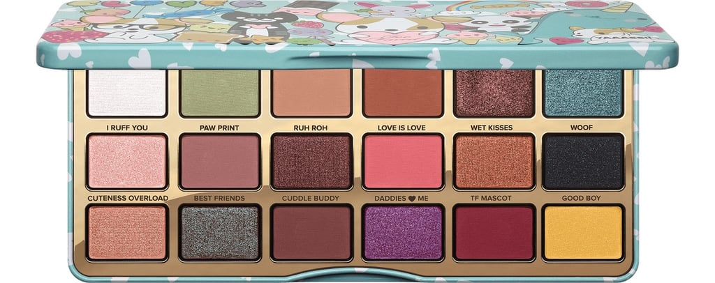 Too Faced Clover Eye Shadow Palette