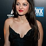 Bebe Rexha With Dark Brown Hair