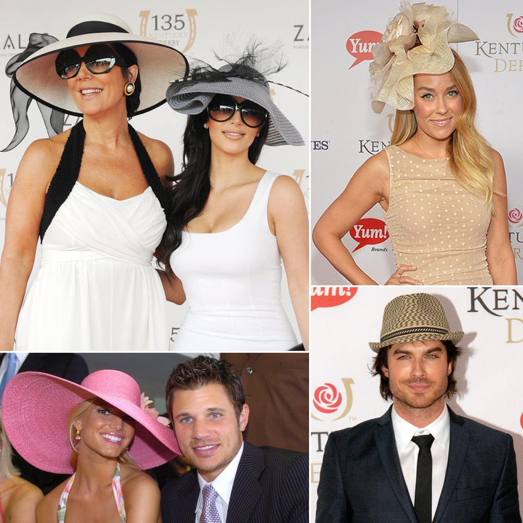 20 of the Most Memorable Kentucky Derby Hats Seen on ...