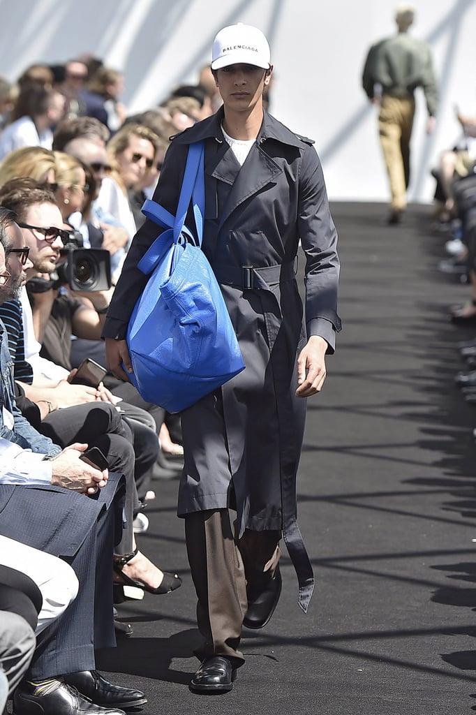 Balenciaga Ikea Bag Popsugar Fashion Australia