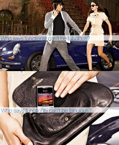 On Our Radar: Zac Posen Samsung Clutch