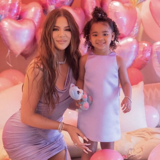 Khloé Kardashian's Pastel Party For True's Third Birthday