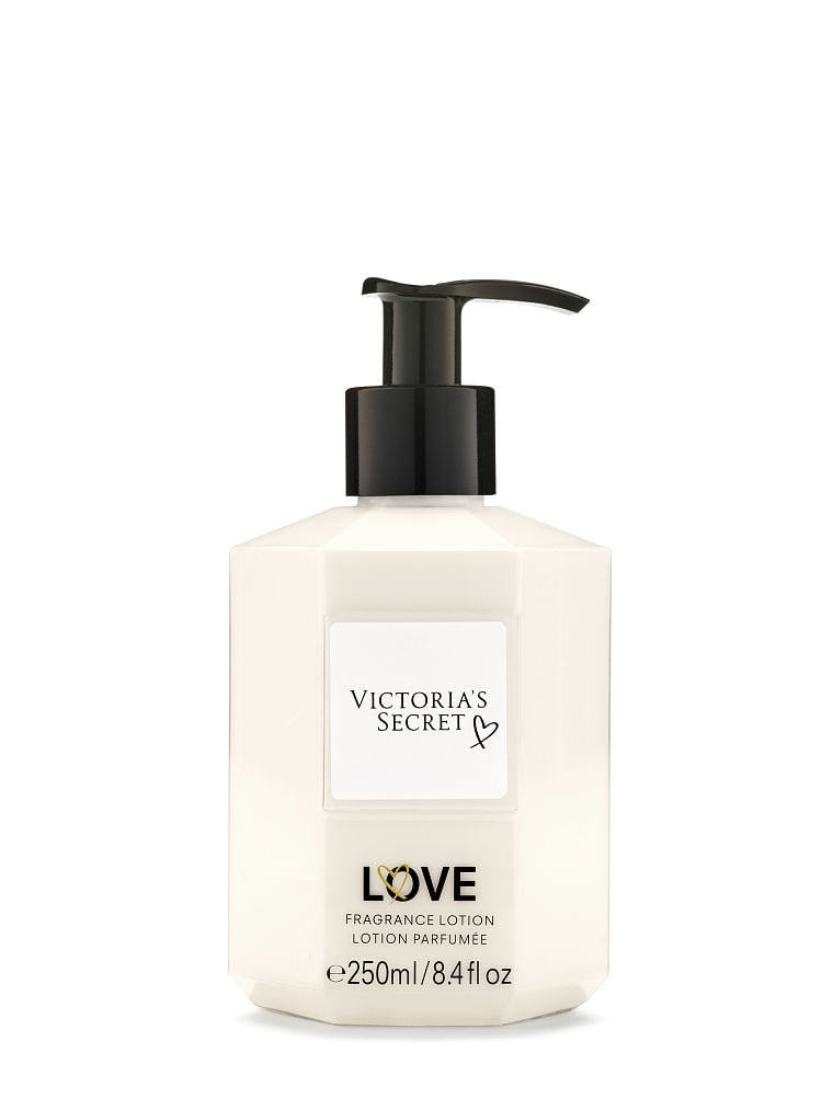 Victoria's Secret Love Fragrance Lotion
