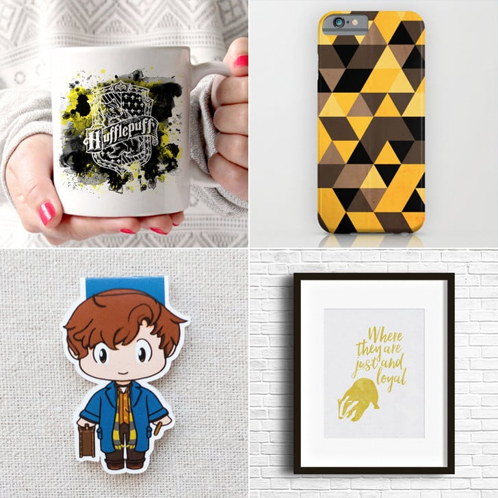 Gifts For Hufflepuffs