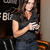 Photos of Chace Crawford, Brooke Shields and Chloe Sevigny at Blackberry Tour Launch Party