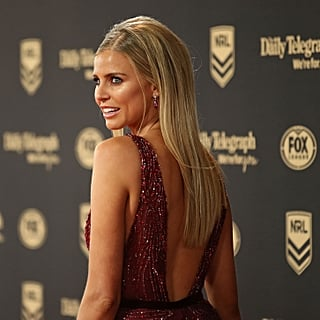 Live 2018 Dally M Awards WAGS Red Carpet Dresses