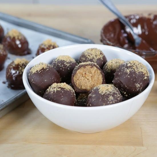 No-Bake Nutter Butter Truffles