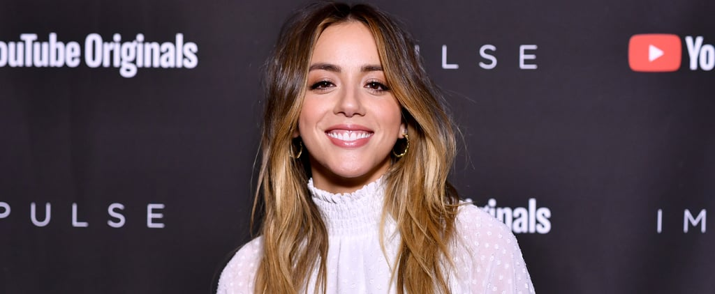 Chloe Bennet Just Dyed Her Hair Red For Powerpuff Girls Role