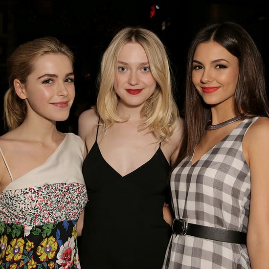 Celebrities at the Nylon Young Hollywood Party May 2015