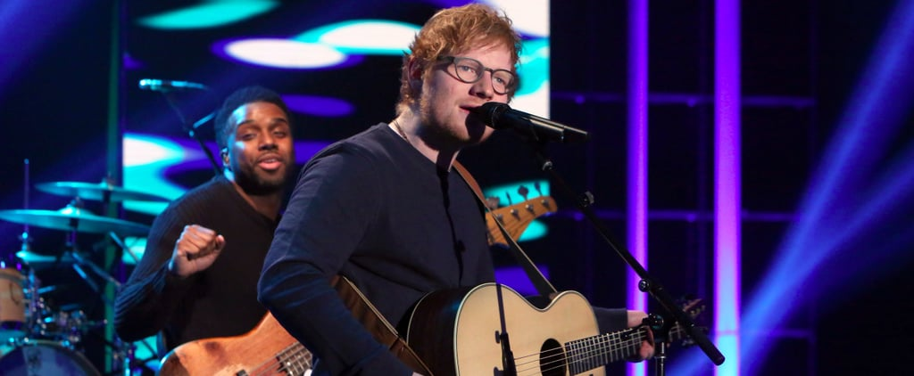 "We Don't Think We'll Ever Tire of Listening to Ed Sheeran's ""Shape of You"""