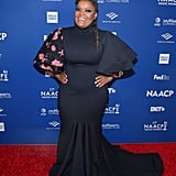 Yvette Nicole Brown at the 2020 NAACP Image Awards Dinner