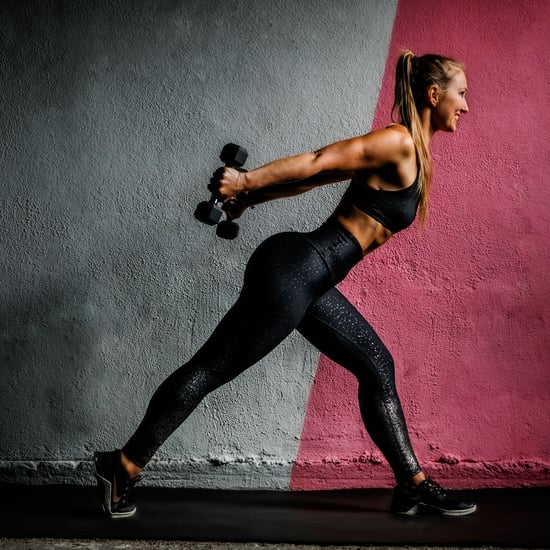 30-Minute Full-Body Dumbbell Workout From Beth Alexander