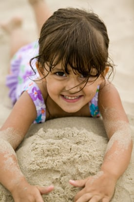 Gastrointestinal Illnesses Linked to Sand