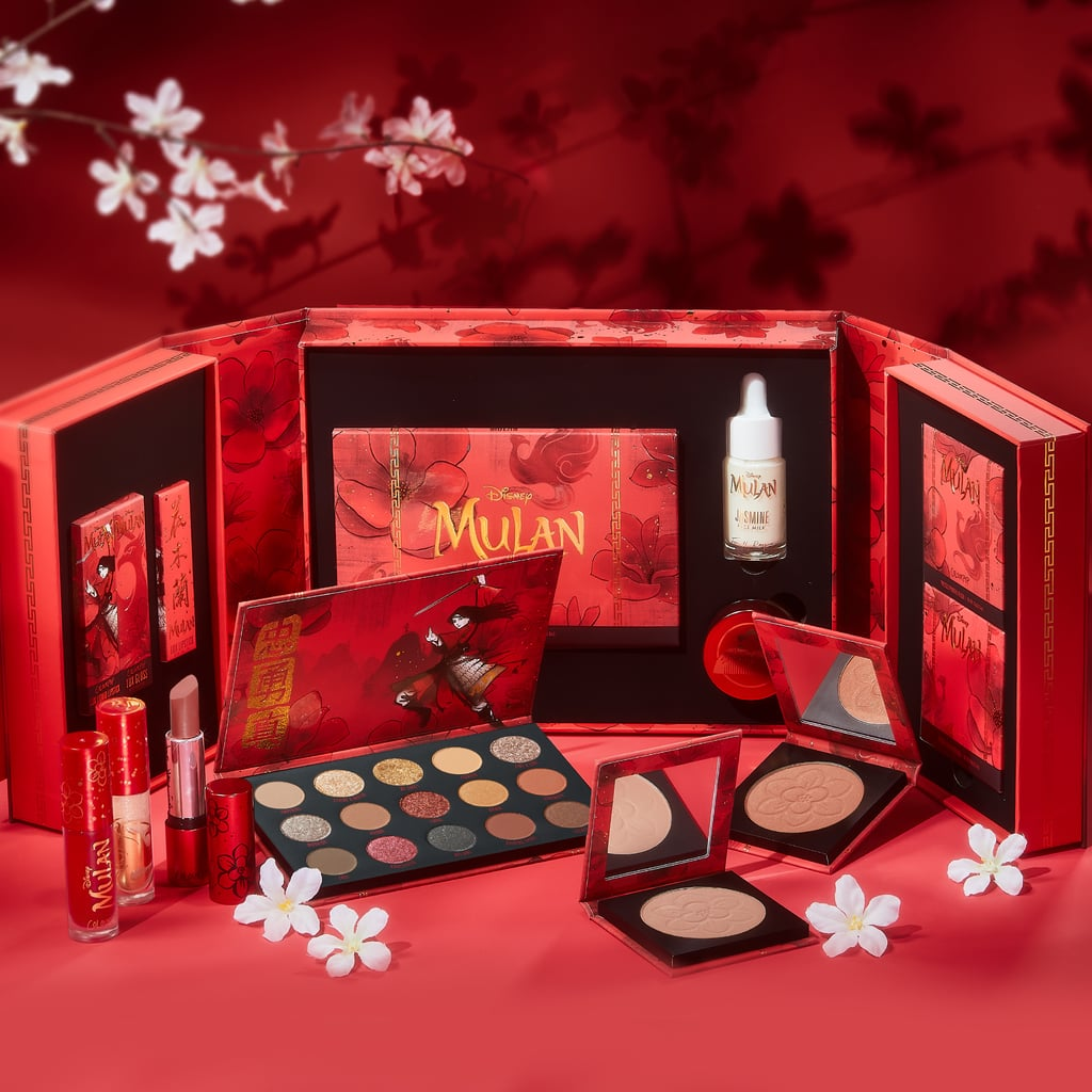 ColourPop Is Releasing a Mulan Collection — See the Products