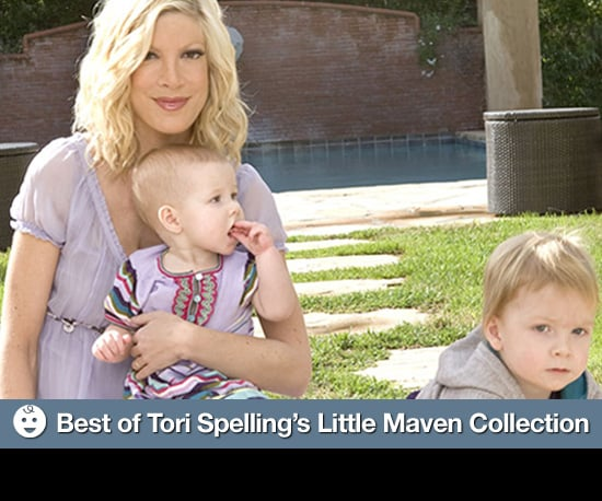 Photos of Tori Spelling's Little Maven Collection