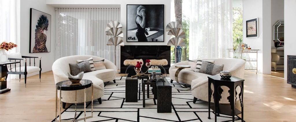 Kris Jenner Interior Design Style