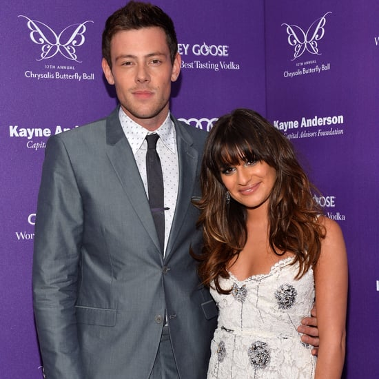 Lea Michele Tweets Photo of Cory Monteith on His Birthday