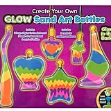 Children's Glow in the Dark Bottle Sand Art