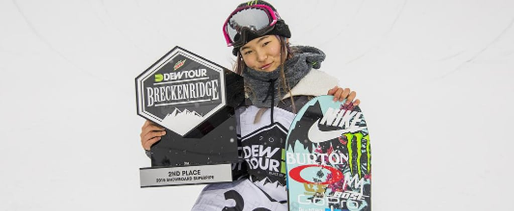 Meet the 16-Year-Old Female Snowboarding Phenom Nominated For an ESPY