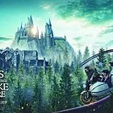 Photos of Hagrid's Magical Creatures Motorbike Adventure