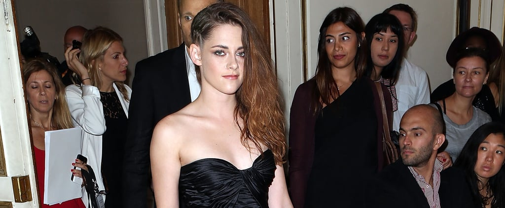 "Why Kristen Stewart ""Can't Believe"" She's Working With Nicholas Hoult"